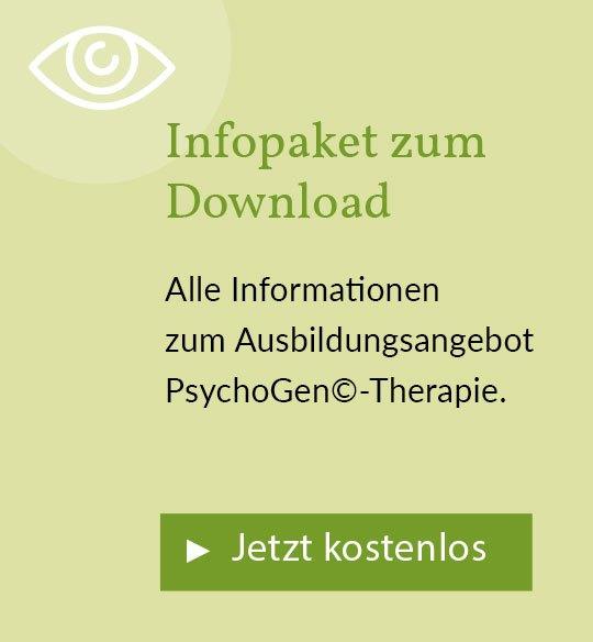 PsychoGen©-Therapie - Ausbildung